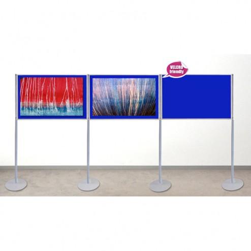 Pole & Panel Trio - Landscape