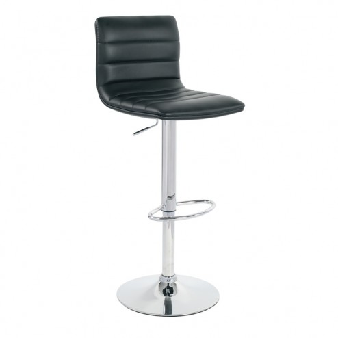 Premium Bar Stool - Black