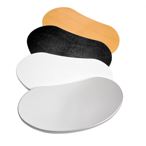 Choice of 4 counter top finishes
