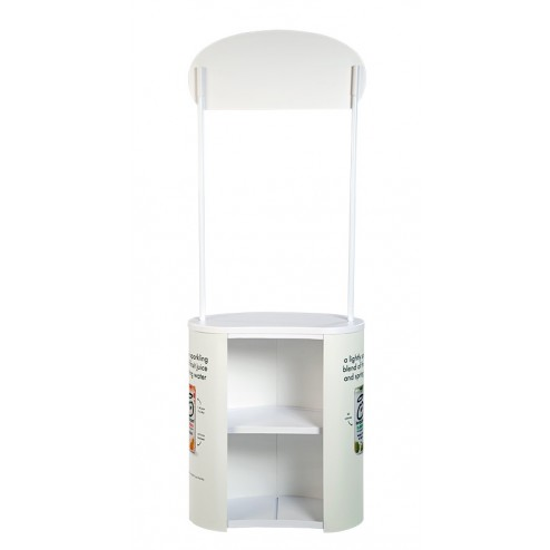 Portable promotion counter