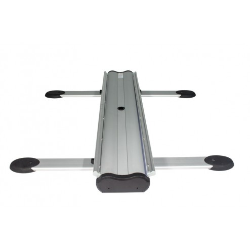 Stable Banner Stand Base for Outdoor Use
