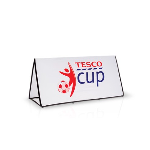 Rectangle Pop Out Banner