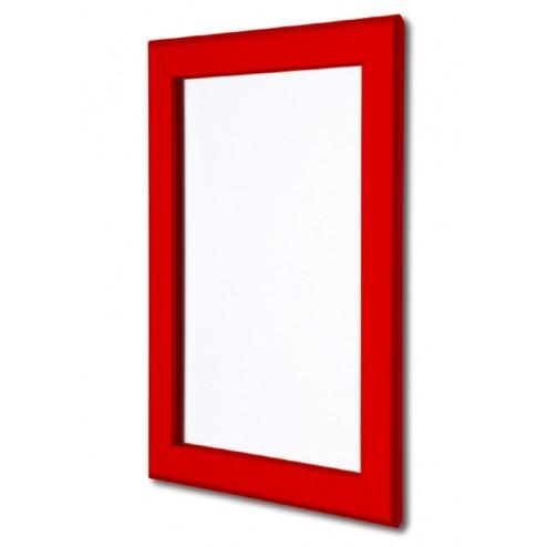 Red snap frame