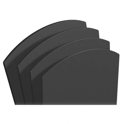 Replacement 4mm HPL Panel for Premier Chalkboard - Large