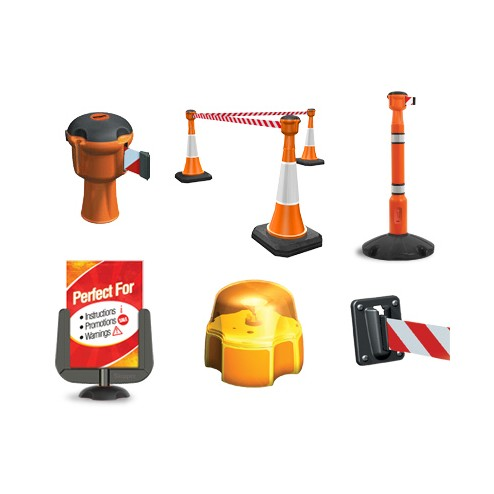 Skipper Safety Barrier System