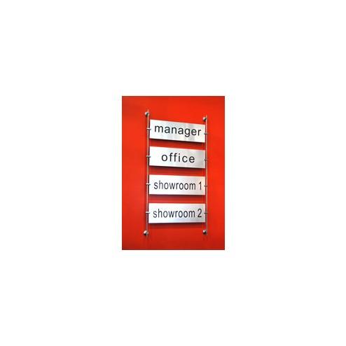 Custom Directory Signage
