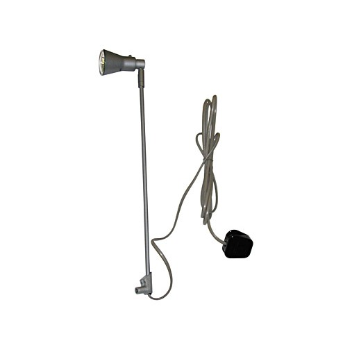OPTIONAL - 50 watt banner stand light