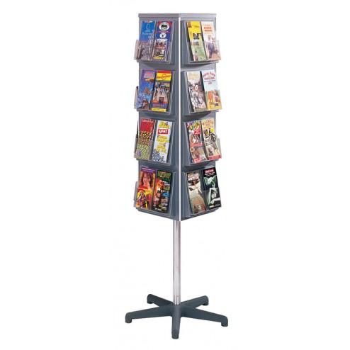 4 Sided Brochure Rack