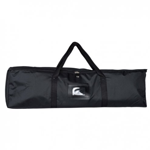 Padded carry bag included