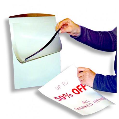 Anti Glare Protective Poster Sheet