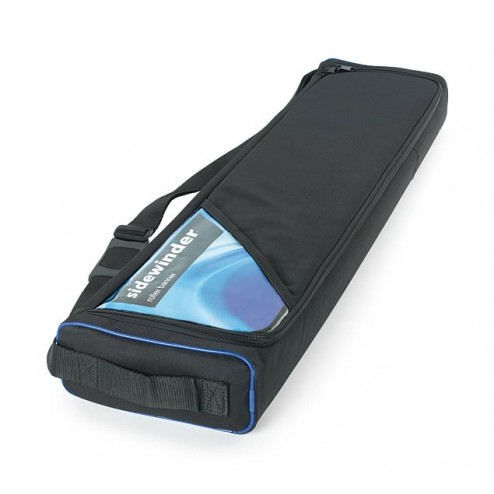 Supplied with padded carry bag