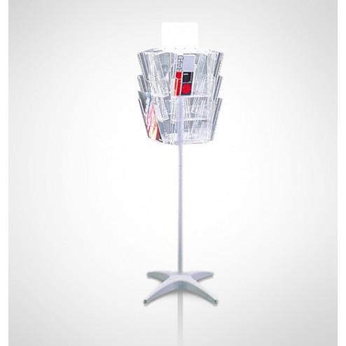 Leaflet Stand Mini Carousel