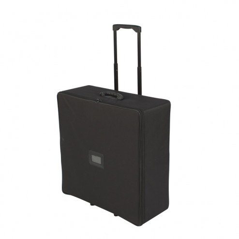 Handy wheeled storage case