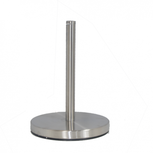 Stainless Steel Knee High Barrier Post