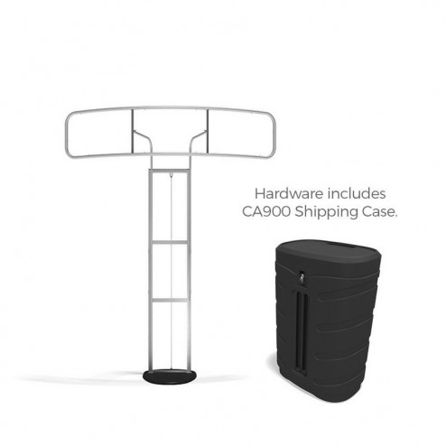 Included Carry Case For Portability And Convenience
