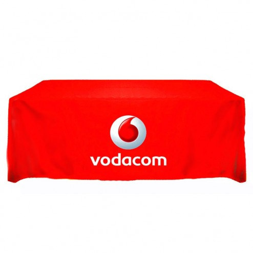 5' branded table cloth