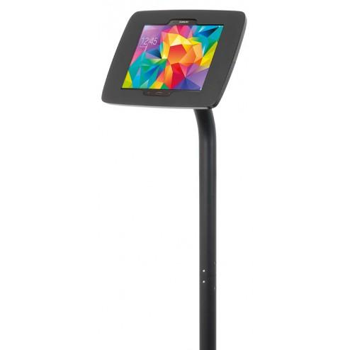 Black Samsung Tablet Floor Stand - Landscape