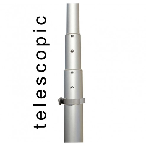 Strong Telescopic pole