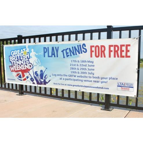 PVC Sports Banner
