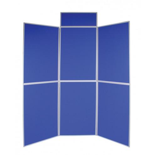 6 panel display