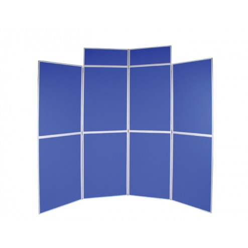 8 panel display