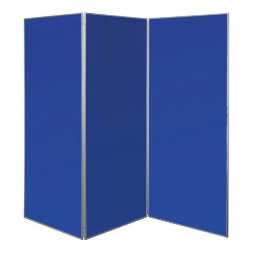 3 panel display