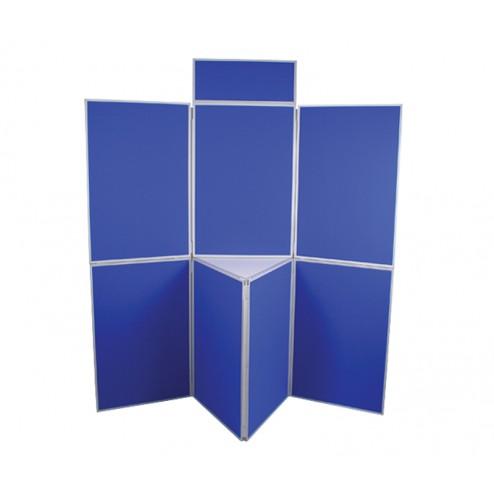 7 panel display