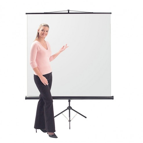 Eyeline Basic Tripod Screen 1250x1250mm