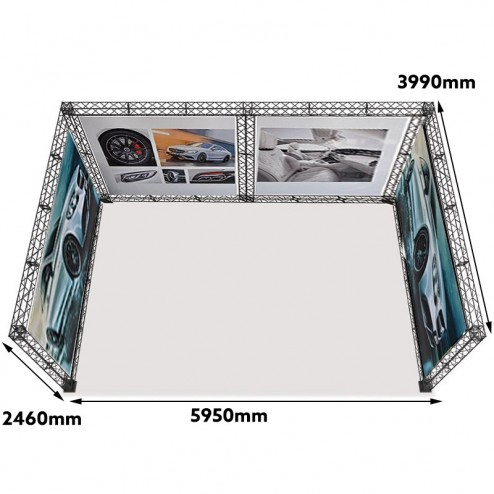 Truss Gantry Kit With Measurements