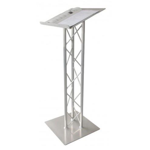 Powder Coated Aluminium Lectern