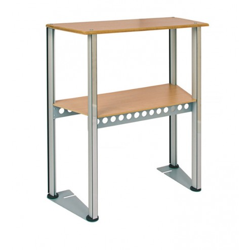 Sturdy Frame With Optional Shelf