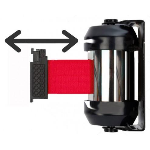 Smooth belt mechanism