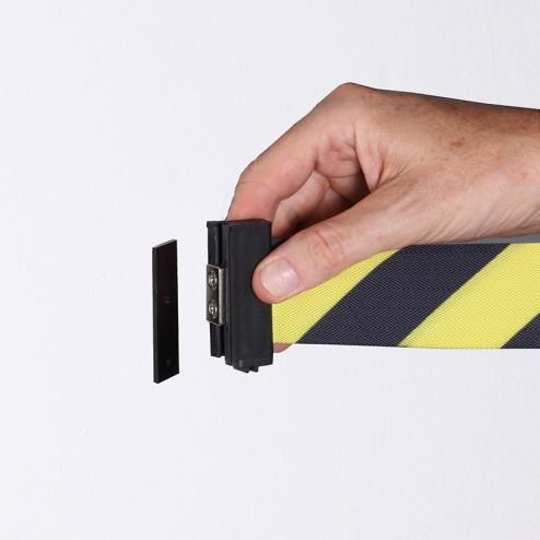 Panic Break Belt End Choice Allows for Safe Public Use