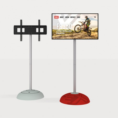 """Portable Modern Screen Stand Up To 55"""""""