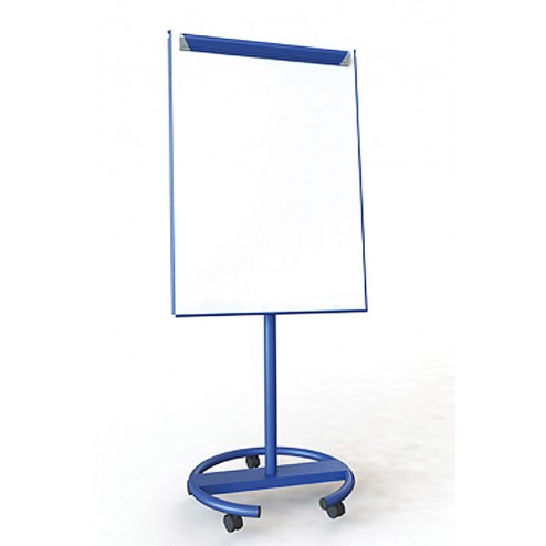 Blue mobile whiteboard