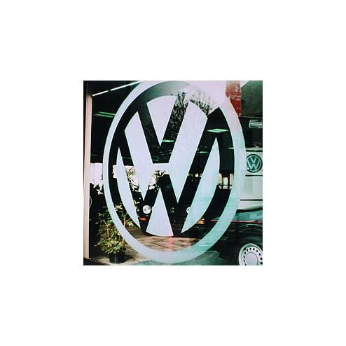 Etched Effect Window Vinyl