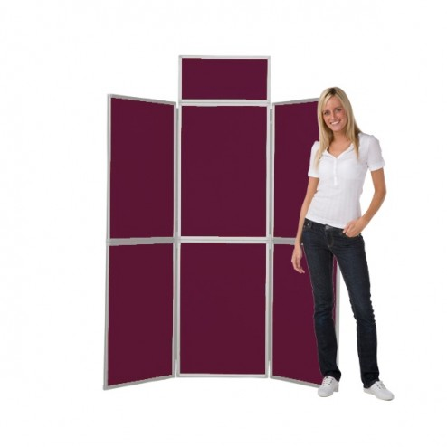 Wine Folding Display