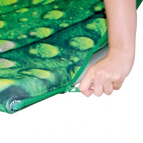 Stretch fabric graphics