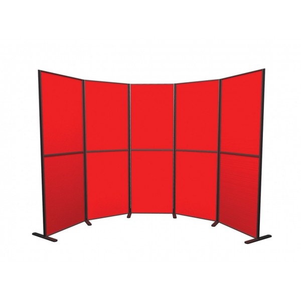 10 Panel & Pole Display