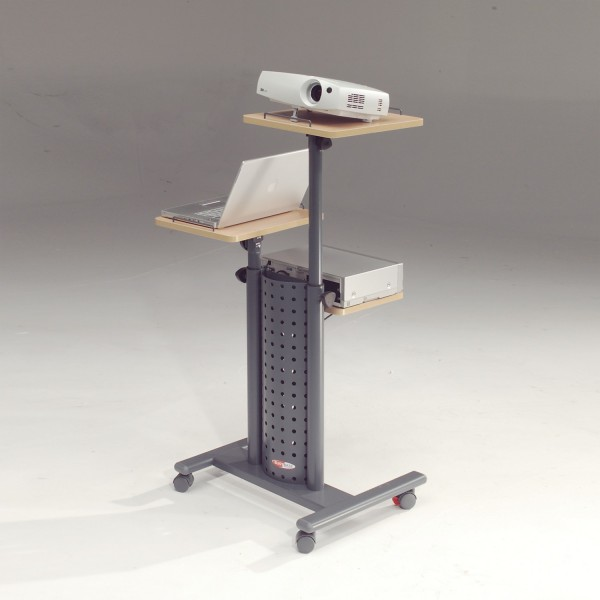 Deluxe Mobile projector trolley
