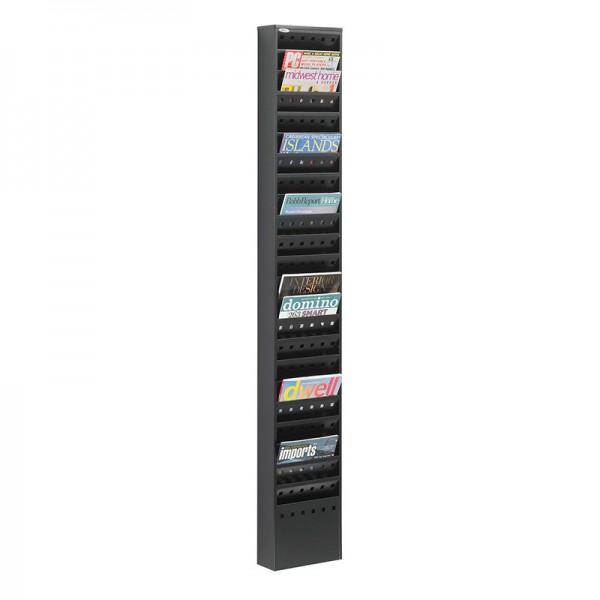 23xA4 Wall Mounted Literature Rack
