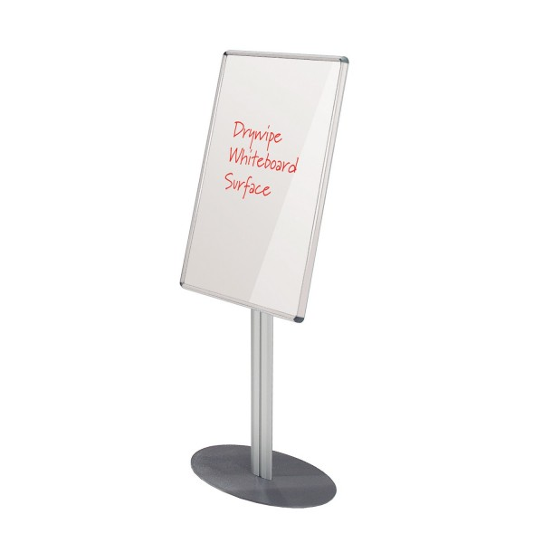 Whiteboard Notice Board - Aluminium