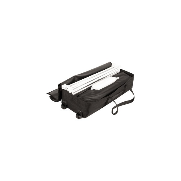Included Wheeled Carry Bag
