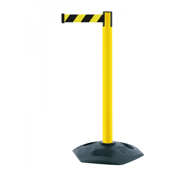 Hazard Retractable Heavy Duty Barrier