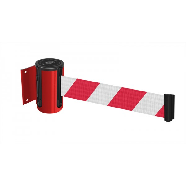 Red Case - Red/White Chevron Belt