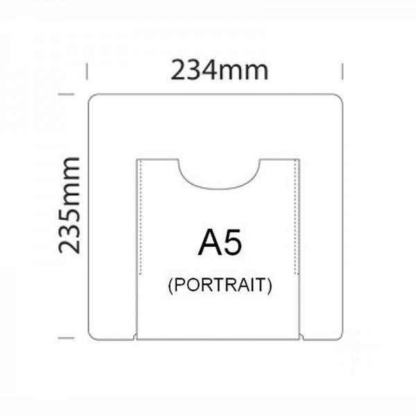 A5 pocket pocket
