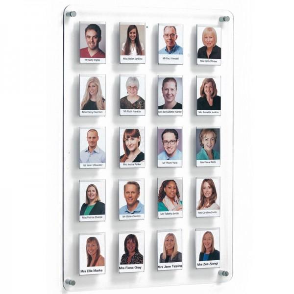 20 pocket team board