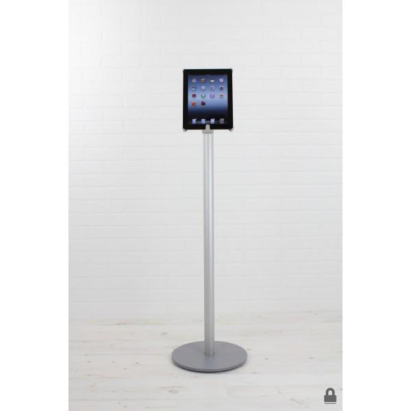 Floor standing iPad stand