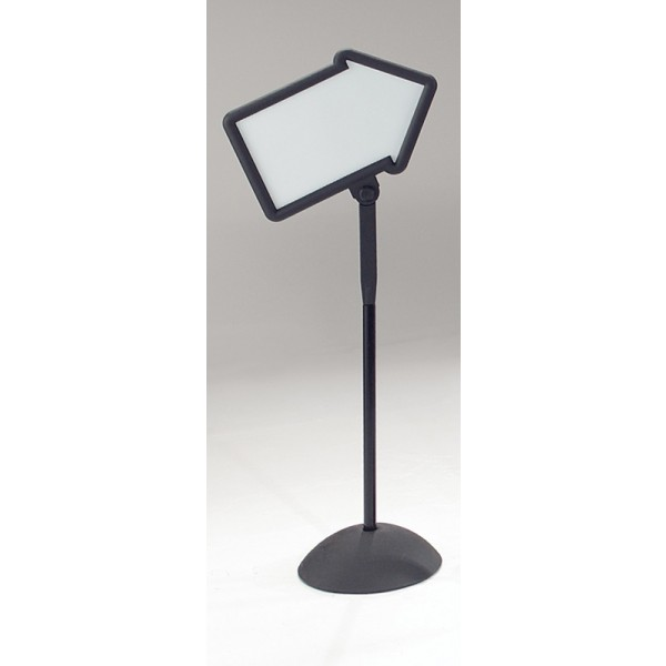 Arrow whiteboard sign