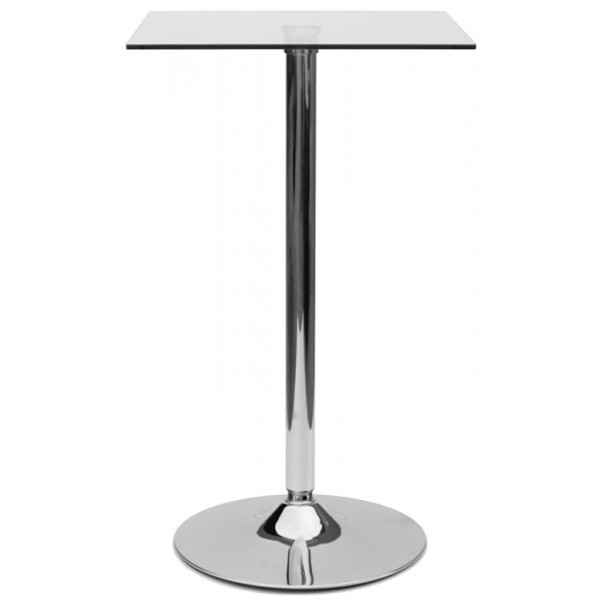 Glass Event Table Square